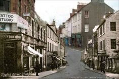 In pictures: Dumfries through the decades Old Pictures, Old Photos, Galloway Scotland, Local History, The Locals, British, Street View, English, Google Search