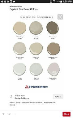 Benjamin Moore 39 S Perfect Gray Paint Colors Benjamin Moore