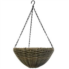 Find Gardman 30cm Wicker'd Hanging Basket at Bunnings Warehouse. Visit your local store for the widest range of garden products.