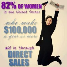 How much is your job paying you? Join the 82% of women making it happen. www.PremiumDenimGroup.com