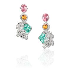 The beauty of nature revisited by Chaumet