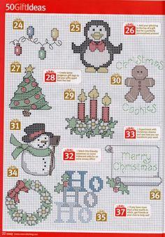 Gallery.ru / Фото #6 - Cross Stitch Crazy 131 рождество 2009 - tymannost