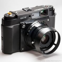 The Voigtlander Bessa III 667 W is the only modern age medium format film camera…