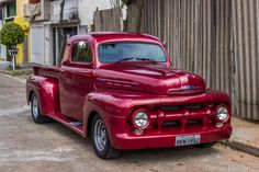 Pick Up Ford F1 1952 | Flickr - Photo Sharing!