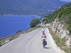 Aktiv und Cappuccino Kreuzfahrt - Route TC ab Trogir. Eine Kreuzfahrt für Feriengäste die auch im Urlaub sportlich aktiv sein möchten.