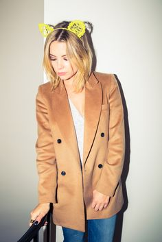 We don't mean to pick favorites, but our number one pretty little liar, Ashley Benson, is on the site people!  http://www.thecoveteur.com/ashley-benson/