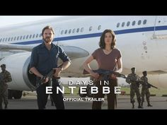 7 DAYS IN ENTEBBE - Official Trailer [HD] - In Theaters March 2018 - Watch the official trailer for 7 DAYS IN ENTEBBE, starring Daniel Brühl and Rosamund Pike. -- A gripping thriller inspired by the true events of the 1976 hijacking of an Air France flight en route from Tel Aviv to Paris, the film depicts the most daring rescue mission ever attempted. | Focus Features