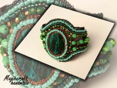 Indian encounter- cuff bracelet