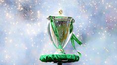 Photo du trophée de la Coupe d'Europe de rugby