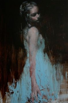 Study for Wilderness | Mark Demsteader #Illustration
