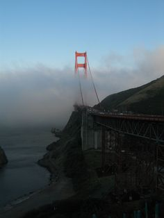 Have you seen the Golden Gate yet? Just a little taste of one of the 10 top places to camp or RV to California :)