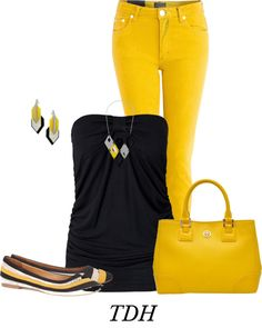 """Untitled #291"" by talvadh ❤ liked on Polyvore...With Black Pumps instead!!!!"