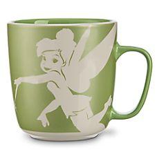 Mug métallique Tinker Bell