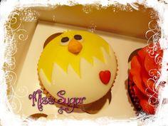 Miss Sugar: ¡¡FELIZ SAN VALENTÍN!! y receta de cupcakes de fresa con buttercream de fresa