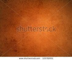 copper background grunge texture, orange background rust card design for Halloween or Thanksgiving background or orange paper for autumn - stock photo