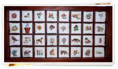 Miniaturas en mi mundo: Cajón de imprenta 2