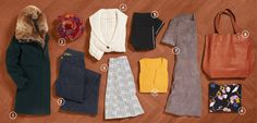 Want to be prepared for fall? Check out our 10 fall style essentials to create your capsule wardrobe now!