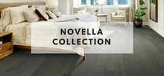 Check out the beautiful Novella Collection hardwood from Hallmark Floors!