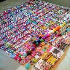 Lip Ice, Chapstick Lip Balm, Vsco, Unicorn Makeup, Smooth Lips, Lip Stain, Glossy Lips, Makeup Collection, Skin Makeup