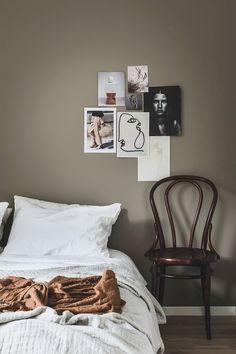 Discover the Work of Norwegian Design Studio Heem - Nordic Design Guest Bedroom Decor, Living Room Decor, Bedroom Ideas, Home Interior, Interior Design, Luxury Duvet Covers, Decoration Inspiration, Stylish Bedroom, Contemporary Bedroom
