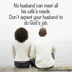 My husband is an Amazing man!!! But my God is even more so!!!!