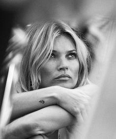 Kate Moss | Liu Jo Jeans S/S 2013 campaign by Sølve Sundsbø