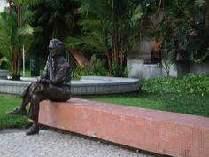Ruy Barata in Belém City, Pará, Brazil