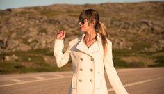 Coat, Jackets, Fashion, Women's Work Fashion, Women's, Down Jackets, Moda, Sewing Coat, Fashion Styles