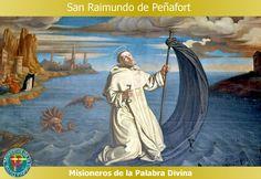 MISIONEROS DE LA PALABRA DIVINA: SANTORAL - SAN RAIMUNDO DE PEÑAFORT