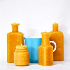 Beeswax NYC Candle Gift Set, $30,  by Fresh Pastry Stand !!