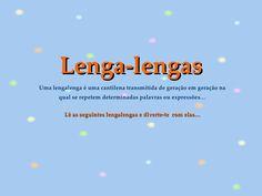 Lengalengas by TC2S via slideshare