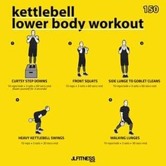 Don't Do These Common Kettlebell Mistakes Full Body Kettlebell Workout, Hiit Workouts For Men, Amrap Workout, Kettlebell Training, Workout For Beginners, Tabata, What Is Hiit, Conditioning Workouts, Total Abs