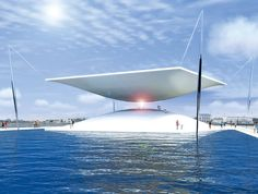 Буэнос-Айрес, Аргентина-дизайнер Сантьяго Muros Кортес недавно представила Solar Песочные часы , предложение по огромной, в форме песочных часов структуры, которая будет использовать солнечную энергию для производства достаточного количества электроэнергии до 860 домов.