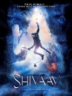 Poster Alert: Ajay Devgn fights icy monsters in new 'Shivaay' poster
