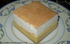 Tvarohový krémeš Czech Recipes, My Recipes, Ethnic Recipes, Party Desserts, Piece Of Cakes, Vanilla Cake, Tiramisu, Cheesecake, Food And Drink