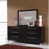 Found it at AllModern - Lexington 6 Drawer Dresser with Mirror