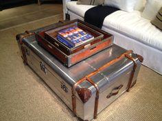 living room trunk