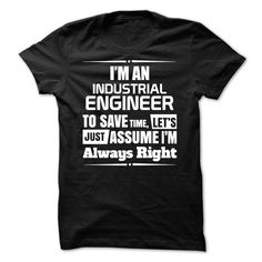 Industrial Engineer T-Shirts, Hoodies. ADD TO CART ==► https://www.sunfrog.com/LifeStyle/Industrial-Engineer-44098996-Guys.html?id=41382