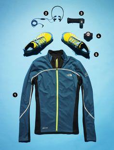 Winter Running Gear by wired #Running