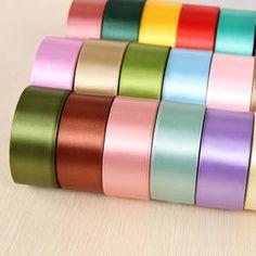 Satin Ribbons DIY Artificial Silk Craft Product Name: Silk Satin Ribbons Length: 22 meters/Roll Width: 15 Cheap Ribbon, Diy Ribbon, Rose Crafts, Flower Crafts, Diy Hair Accessories, Sewing Accessories, Scrapbooking, Silk Roses, Diy Fashion