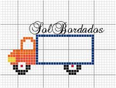 Artes e bordados da Sol- caminhão