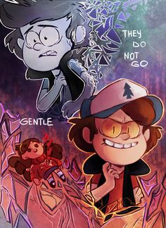 WHAT HAS TUMBLR DONE TO ALEX'S POOR DIPPER AND MABEL!!!!I am truly worried about you Tumblr...