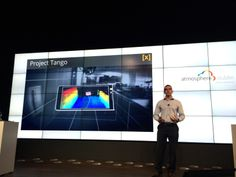 Google's Project Tango 3D mapping technology could make 3D affordable to the masses