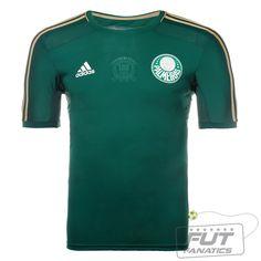 Camisa Adidas Palmeiras I 2014 - Fut Fanatics - Compre Camisas de Futebol Originais Dos Melhores Times do Brasil e Europa - Futfanatics