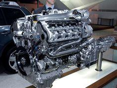 2008 Volkswagen Touareg V10 Tdi v10 Tdi Engine