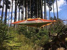 Schwarzwald-Camp » Baumzelte