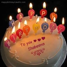 20 Best My Name Images My Name Is Names Happy Birthday Cake Pictures