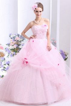 40 Vestidos de 15 años largos y cortos en color rosa | Vestidos Glam                                                                                                                                                                                 Más