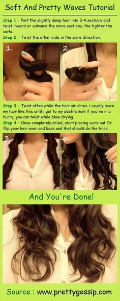 685c6d26440bfeb30c1d97820a66f03d 32 Amazing and Easy Hairstyles Tutorials for Hot Summer Days Beauty easy hairstyles