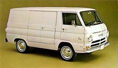 1964 Dodge A100 Compact Van